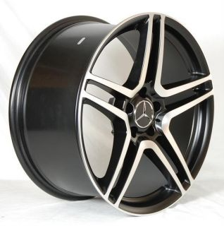 18 Mercedes AMG Classic Alloy Wheels E Class W207 All