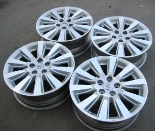 FACTORY TOYOTA SIENNA OEM HIGHLANDER WHEELS RIMS RX330 RX300 SET OF 4