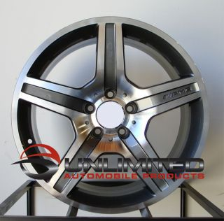 19 AMG Wheels Rims Fit Mercedes C230 C240 C300 C350