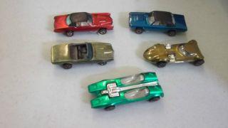 Mattel Hot Wheels Redline Splittin Image T Bird Eldorado Firebird