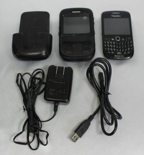 BlackBerry Curve 8530 Black Boost Mobile Smartphone Charger USB Otter