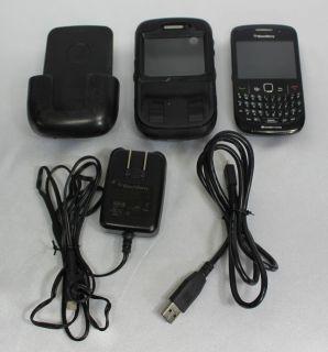 BlackBerry Curve 8530 Black Boost Mobile Smartphone Charger USB Otter