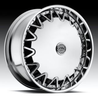 Spinners Highlight Wheel Set 24x9 0 Rims 5 6 Lug Vehicles