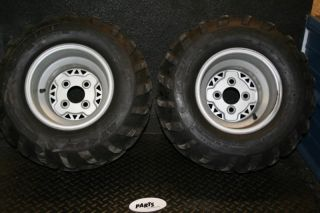 Polaris Trailblazer 330 Rear Wheels Tires Stock