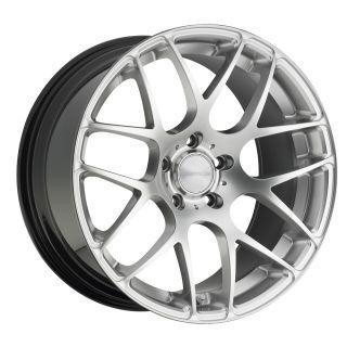 Avant Garde M310 18 inch Silver Wheels BMW 3 Series E90 E92 E93 328i