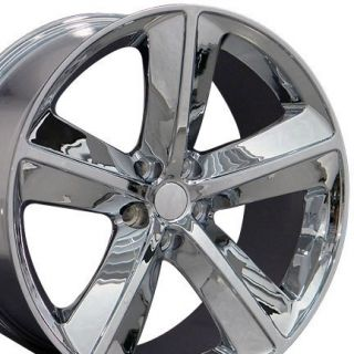 20 Rim Fits Dodge Chrome Challenger SRT Wheel 20 x 9