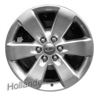 10 11 Ford F150 20 Hypersilver Wheel Factory Rim
