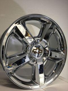 Chevrolet Tahoe Silverado Suburban Avalanche LTZ OE Wheels Rims