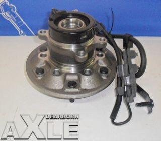 Front Wheel Hub Bearing Chevy GMC Isuzu I 280 I 290 Rwd