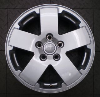9076 Jeep Wrangler Rubicon 18 Factory OE Alloy Wheels Rims 4