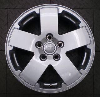 9076 Jeep Wrangler Rubicon 18 Factory OE Alloy Wheels Rims 4