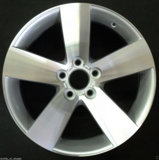 G8 2008 2009 19 5 Spoke Machined Finish Factory OEM Wheel Rim H# 6640