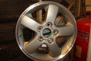 17 02 Jeep Grand Cherokee Alloy Wheel Rim