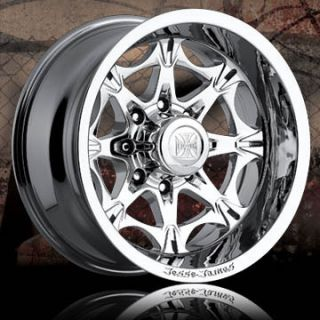 James 18x9 LAWLESS 6x135 Chrome ONE Single 10 Replacement Wheel RIM