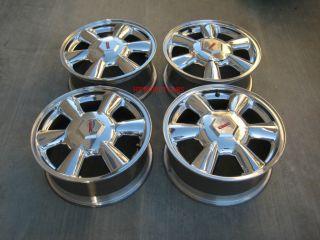 Factory GMC Envoy Polished 17 Wheels Rims