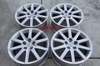 Factory Lexus GS300 17 OEM Wheels Rims 18 16 Toyota LS SC ES IS Camry