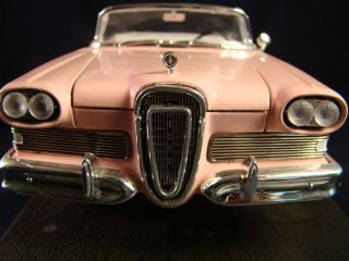 Die Cast Metal 1958 Ford Edsel