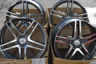 18 Mercedes C E s Class CL SL CLK SLK AMG Alloy Wheels