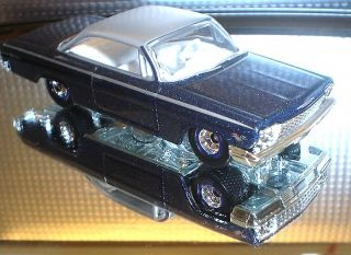 Hot Wheels 1962 Blue Chevy 409 Bubble Top Bel Air