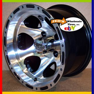 Aluminum Wheels Rims for Yamaha 400 450 Kodiak 4x4 ATV