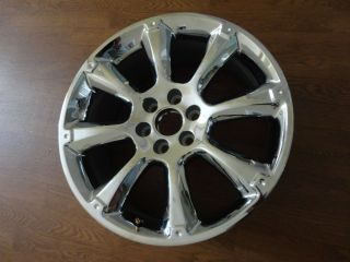 1500 Denali Yukon XL 22 Rim Wheel Chrome Wheels Escalade
