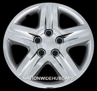 Chrome Hub Caps Full Wheel Covers Rim Cover 5 Spoke Wheels Rims