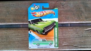 Hot Wheels 2012 Treasure Hunt 1965 Ford Ranchero