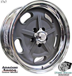 AMERICAN RACING SALT FLAT WHEELS RIMS IN STOCK FOR FORD MUSTANG 1966