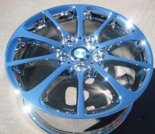 New 17 Factory BMW Z4 Z3 328i 330i M3 Chrome Wheels Rims