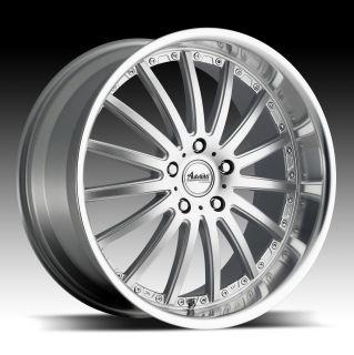 Afoso Rims Mercedes Benz ml 350 430 500 R GLK GL 450 550 Wheels