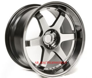 19 Rota Grid Rims Hyper Black 19x9 5 19x10 5 15 350Z