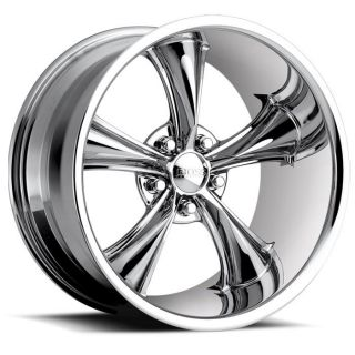 20 inch 20x8 5 Boss 338 Chrome Wheel Rim 5x4 5 5x114 3 350Z 370Z G35