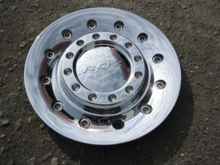 Rox Chrome Center Cap 376L155 Wheel Rim 6