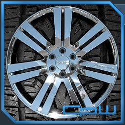 Rims Tires Marcellino Wheels Chrome 24 Concept GMC Cadillac Chevrolet