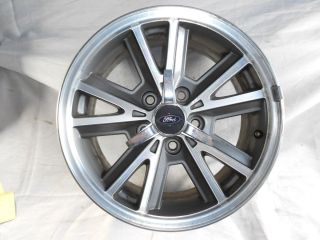 05 09 Ford Mustang Spoke Alloy Wheel Rim 16x7 w Center Cap Pony 2 4R33