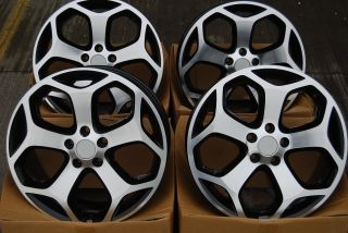 18 GM St Alloy Wheels Fits Ford Focus RS