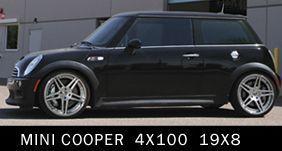 19 Mini Cooper G Racing Wheels Rims