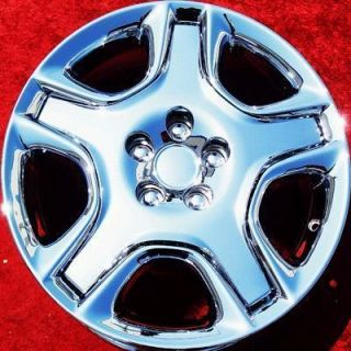 NEW 18 LEXUS SC430 SC400 SC430 OEM CHROME WHEELS RIMS EXCHANGE 74187