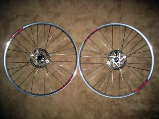 Salsa Delgado 29er rims SRAM X9 hubs 15mm mountain bike Hayes disc
