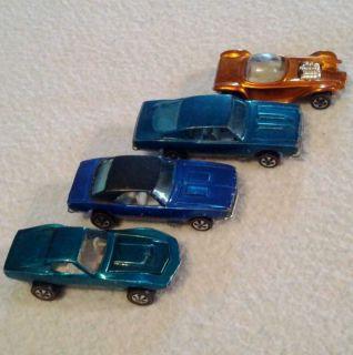 Hot Wheels Redline Lot of The Original 16 Cars