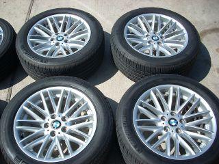 18 BMW 7 Series Wheels Tires Rims 02 08 745i 750i 760i Michelin 59393