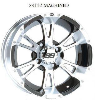 400 420 450 500 Rancher Foreman Rubicon 12 ITP SS112 Wheels Rims