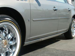 Cadillac DTS 3 2 Piece Between Wheels Lower Door 430BA Chrome