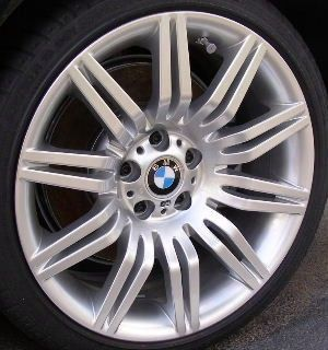 19 BMW 550 M Sport Style Wheels Rims 525 528 530 535 545 550 Non XI