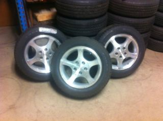 Ford Mustang Car 16 Factory Wheels Rims Tires New Take Off