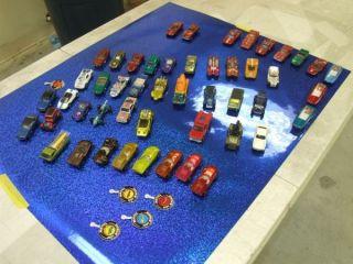 Nice Hot Wheels Redline lot 40+ redlines & a few extras custom camaro