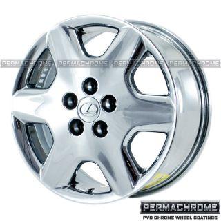 OEM LEXUS SC430 PVD CHROME WHEEL RIM   PERMACHROME   74160   OUTRIGHT