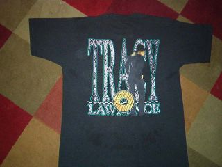 Vintage Tracy Lawrence Concert Shirt Country 90s Large
