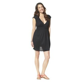 Merona Womens Coverup Dress  Black XS