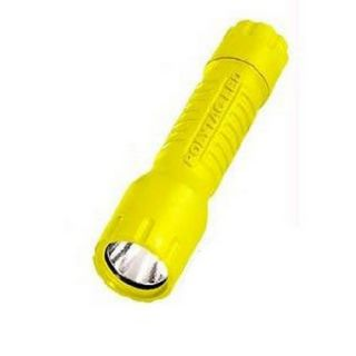 Streamlight 88853 LED Flashlight Polytac C4 Compact Polymer Tactical Yellow
